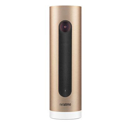 Smart Indoor Camera Netatmo Welcome